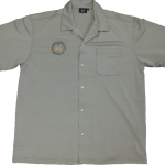 Sage Green Short Sleeve Polo