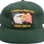Green Eagle Ball Cap